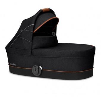 Люлька CYBEX Balios S Denim Lavastone Black по низкой цене