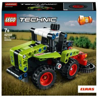 Конструктор LEGO Technic 42102 Mini CLAAS XERION по отличной цене