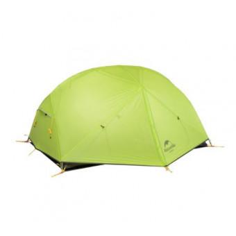 Лёгкая 2-х местная палатка Naturehike mongar 2 по выгодной цене