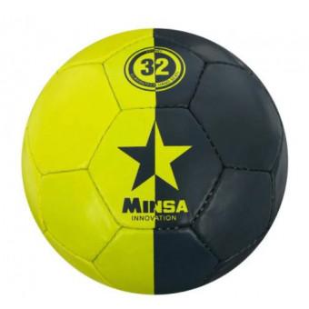 Футбольный мяч MINSA, размер 5 по отличной цене