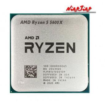 Процессор AMD Ryzen 5 5600X новый по суперцене