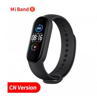 Спортивный браслет Xiaomi Mi Band 5 по выгодной цене