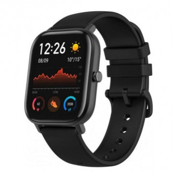 Часы Amazfit GTS Black по выгодной цене