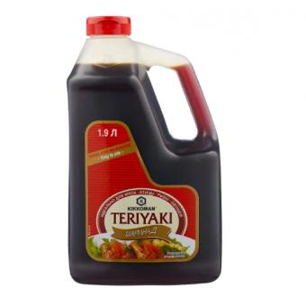 Маринад Kikkoman Teriyaki объём 1.9 литра по низкой цене