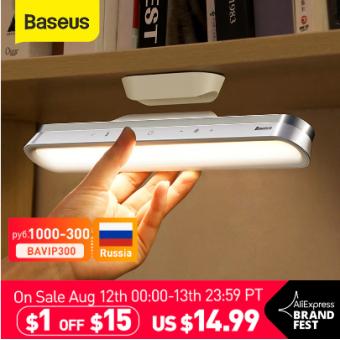Настольная лампа Baseus по хорошей цене