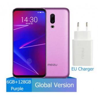 Смартфон Meizu 16 6/128 Gb глобальная версия по крутой цене