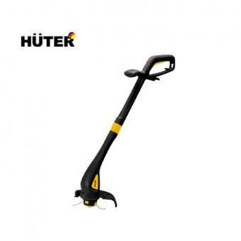 Популярный электрический триммер Huter GET-24 по выгодной цене