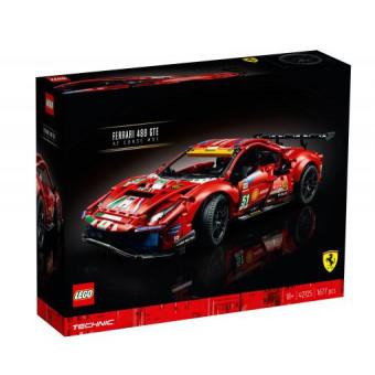 Конструктор LEGO Technic 42125 Ferrari 488 по лучшей цене