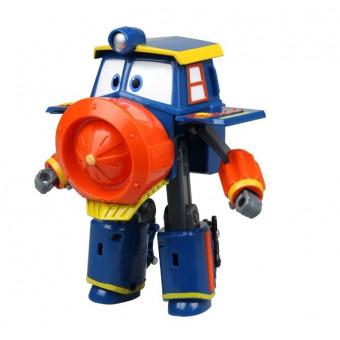 Подборка трансформеров Silverlit Trains по низким ценам, например, Robot Trains Виктор