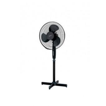 Тихий вентилятор напольный Maxwell MW-3546 BK