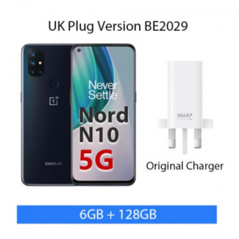 Смартфон OnePlus Nord N10 5G 6/128 ГБ по отличной цене