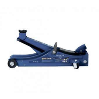 Домкрат подкатной гидравлический Stels 2т 80-380мм Low Profile (51129) по лучшей цене