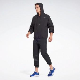 Скидка на спортивную куртку LES MILLS WOVEN FULL-ZIP в Reebok