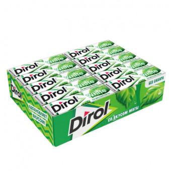 Топ цена на жевательную резинку Dirol Cadbury White Мята