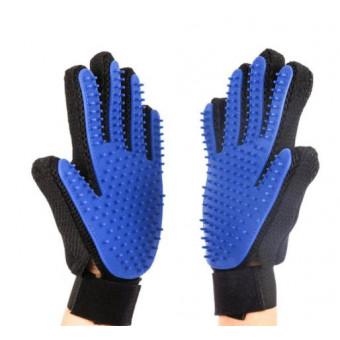 Силиконовая перчатка для груминга по классной цене