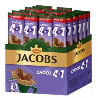 Растворимый кофе JACOBS 24*12г по низкой цене
