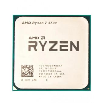 Скидка на процессор AMD Ryzen 7 2700 OEM