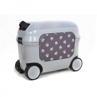 Детский чемодан-каталка Airport Енот по самой низкой цене