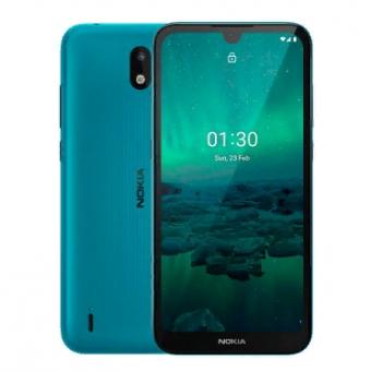 Смартфон Nokia 1.3 1/16 Gb со скидкой 1000₽