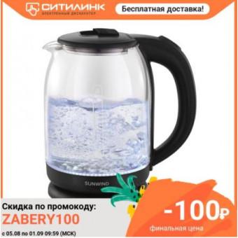 Электрический чайник SUNWIND SUN-K-002 по лучшей цене