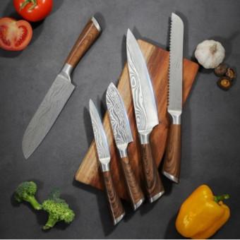 Набор из 5 ножей по суперцене