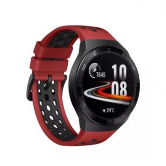 Умные часы Huawei Watch GT 2e красный ремешок + подарок по крутой цене
