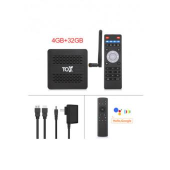 ТВ-приставка Ugoos TOX1 по классной цене
