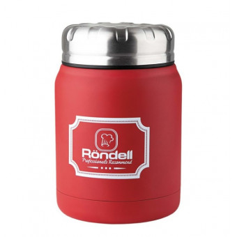 Термос Rondell Red Picnic RDS-941 0,5л по отличной цене
