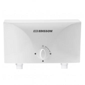 Проточный электрический водонагреватель Edisson Viva 6500 по приятному ценнику