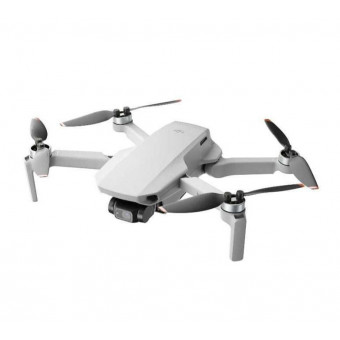 Квадрокоптер DJI Mini 2 Fly More Combo gray по суперцене