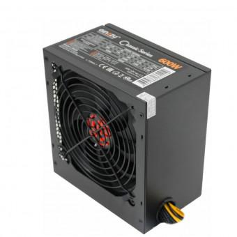Простой и недорогой блок питания Ginzzu CB600 600W