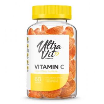 Витамины UltraVit со скидкой при покупке 2 штук, например, витамин с