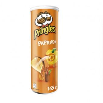 Чипсы Pringles по низким ценам при покупке 3 шт