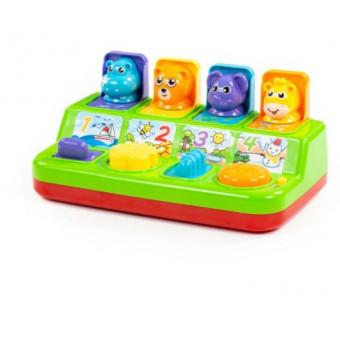 Развивающая игрушка Полесье Игра с сюрпризом по супер низкой цене