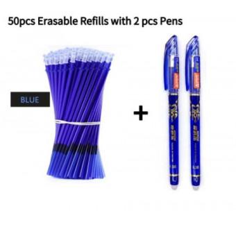 50 стираемых стержней + 2 ручки по отличной цене