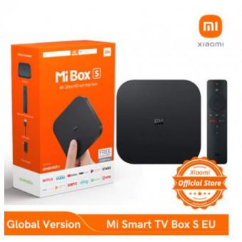 Глобальная версия Xiaomi Mi Smart TV Box S 4K по отличной цене
