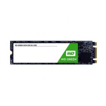 Твердотельный накопитель SSD Western Digital WD Green SATA 480 GB WDS480G2G0B по достойной цене