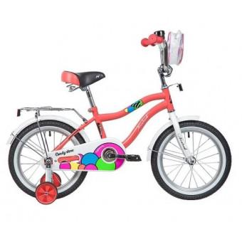 Детский велосипед Novatrack Candy 16 по выгодной цене
