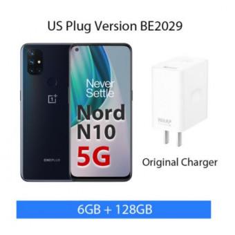 Смартфон OnePlus Nord N10 5G 6/128 ГБ по классной цене