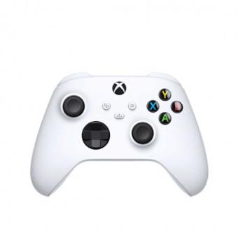 Геймпад беспроводной Microsoft Xbox белый по крутой цене