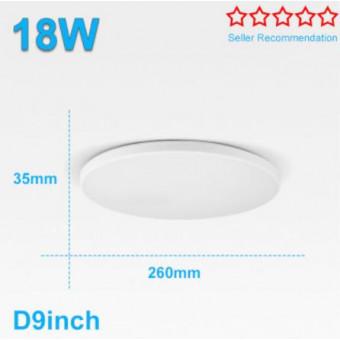 Светодиодные потолочные светильники от 18 до 70 Вт по низким ценам