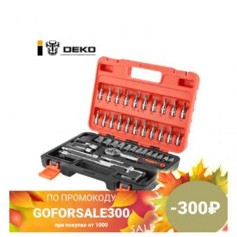 Набор инструментов для авто DEKO DKMT46 по классной цене