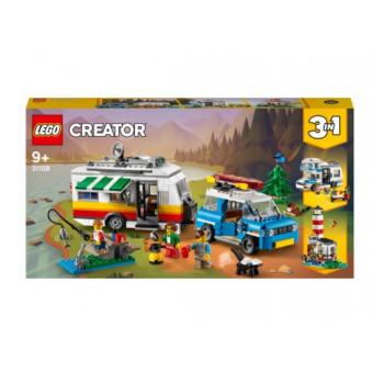 Конструктор LEGO Creator 31108 Отпуск в доме на колесах по самой низкой цене