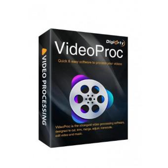 Конвертер / редактор видео VideoProc v3.9 халявно для Windows и Mac