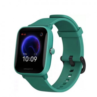 Умные часы Amazfit Bip U PRO зелёные по классной цене