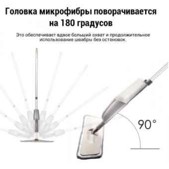 Швабра с распылителем для мытья полов SDARISB по отличной цене