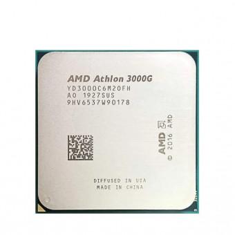 Процессор AMD Athlon 3000G, OEM по промокоду