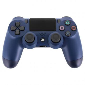 Геймпад для консоли PS4 DualShock v2 Midnight Blue