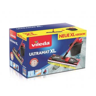 Наборы для уборки Vileda Ультрамат XL и Ультрамат Turbo по хорошим ценам