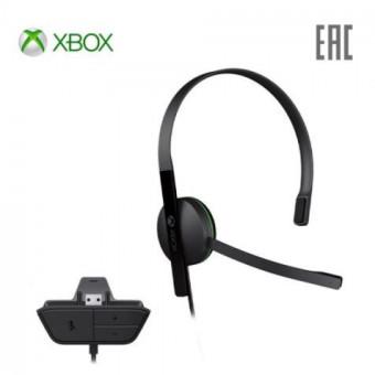 Игровые наушники Microsoft Chat Headset S5V-00015 для Xbox One по классной цене